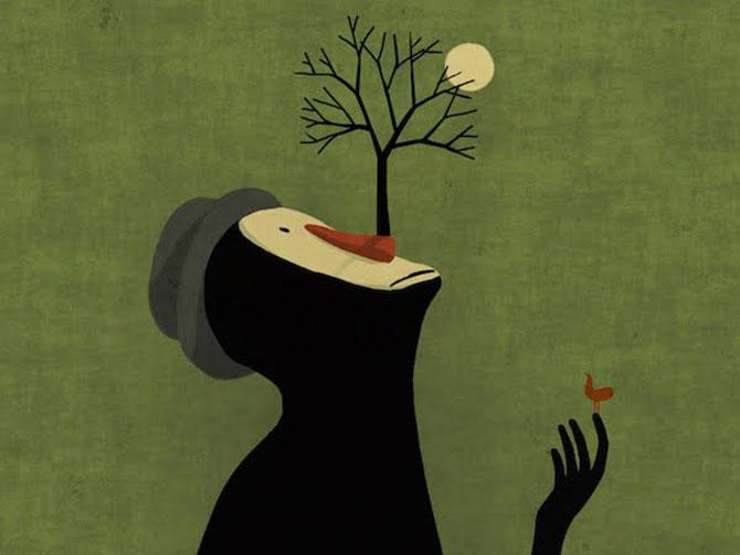 Les belles illustrations de Toni Demuro — Cercle