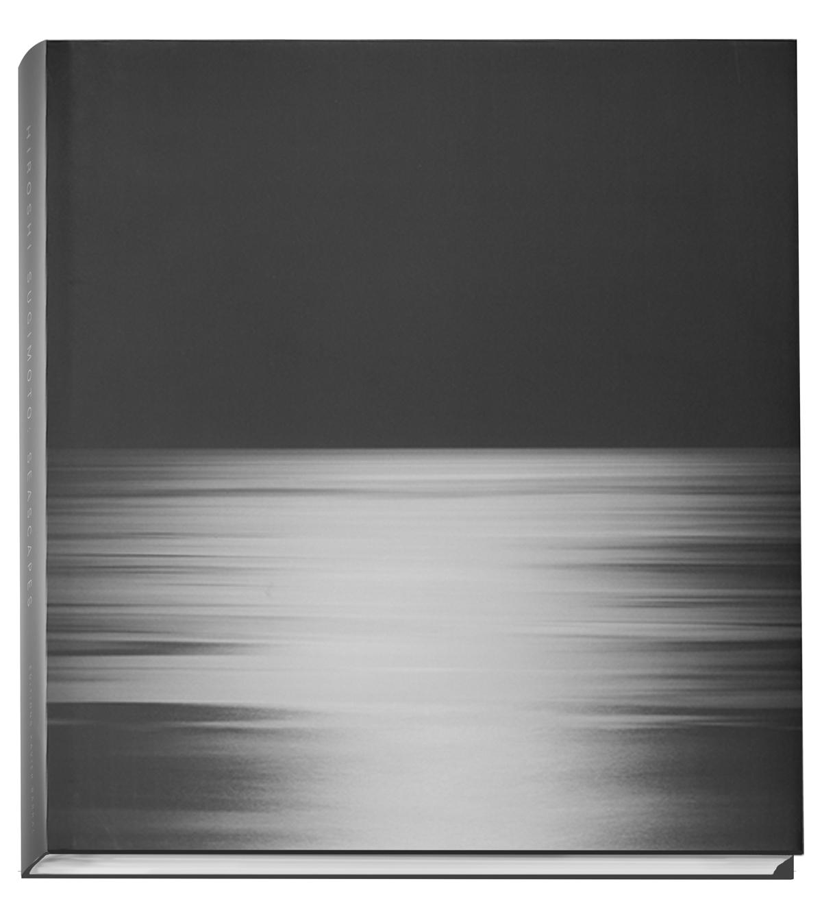 Cover of the book Hiroshi Sugimoto : Seascapes – Éditions Xavier Barral, 2015